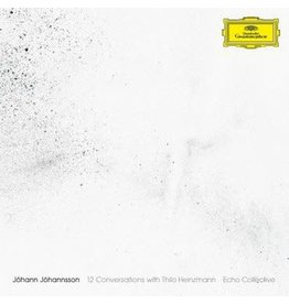 Deutsche Grammophon Johann Johannsson - 12 Conversations with Thilo Heinzmann