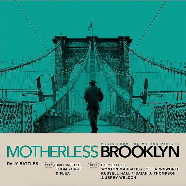 Water Tower Music Thom Yorke, Flea & Wynton Marsalis - Daily Battles