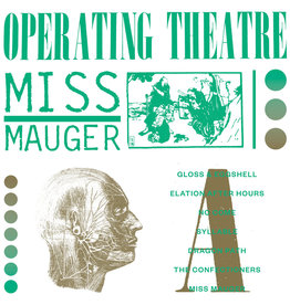Allchival Operating Theatre - Miss Mauger