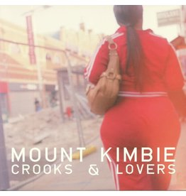 Hot Flush Recordings Mount Kimbie - Crooks & Lovers
