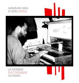 Sahel Sounds Mamman Sani - La Musique Electronique Du Niger