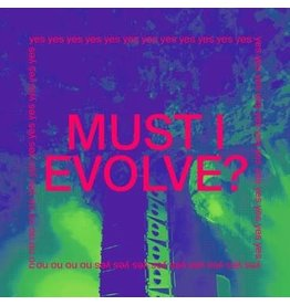 Rough Trade Records JARV IS (Jarvis Cocker) - Must I Evolve