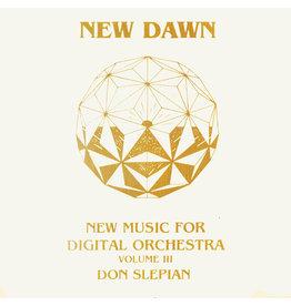 Morning Trip / Telephone Explosion Don Slepian - New Dawn