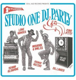 Soul Jazz Records Various - Soul Jazz Records presents Studio One DJ Party