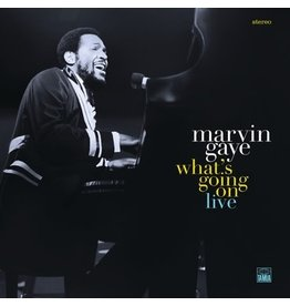 Island Records Marvin Gaye - What's Going On Live