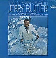 Elemental Music Jerry Butler - The Iceman Cometh