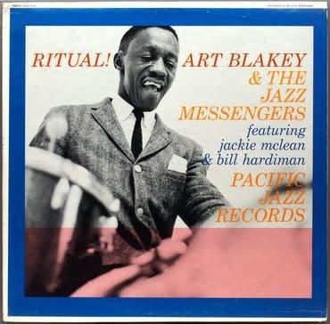 Waxtime Art Blakey & The Jazz Messengers - Ritual