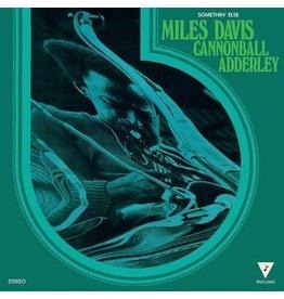 Vinyl Lovers Miles Davis & Cannonball Adderley - Somethin' Else
