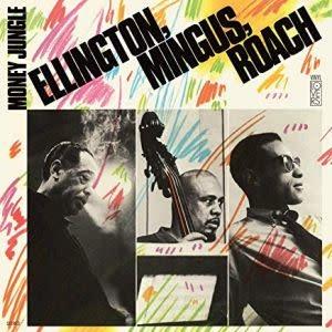 Vinyl Lovers Duke Ellington, Charles Mingus & Max Roach - Money Jungle