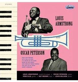 Vinyl Lovers Louis Armstrong & Oscar Peterson - Louis Armstong Meets Oscar Peterson