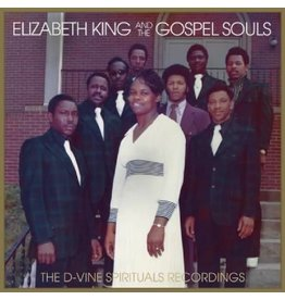 Bible & Tire Recording Company Elizabeth King and The Gospel Souls - The D-Vine Spirituals Recordings