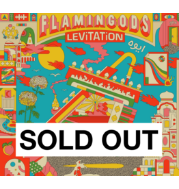 Moshi Moshi Flamingods – Levitation (Dinked Edition)