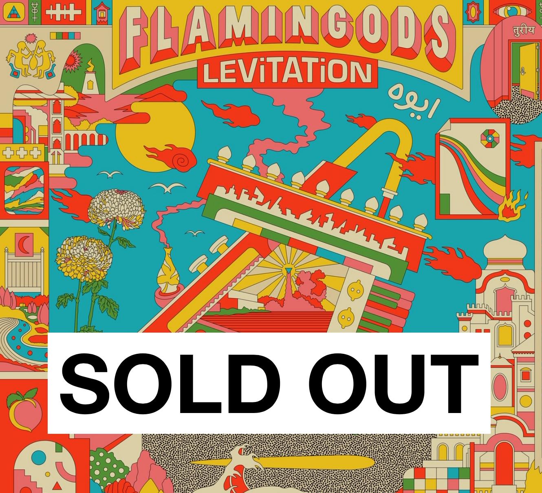 Moshi Moshi Flamingods – Levitation (Dinked Edition)