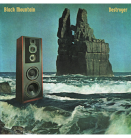 Jagjaguwar Black Mountain - Destroyer (Dinked Edition)