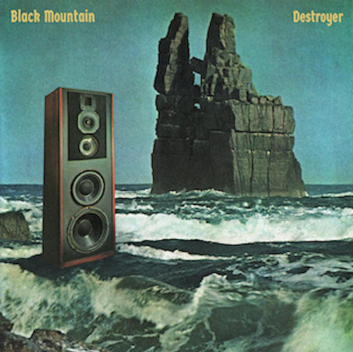 Jagjaguwar Black Mountain - Destroyer (Dinked Edition)