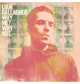 Warner Records Liam Gallagher - Why Me? Why Not.