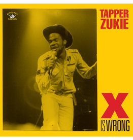 Kingston Sounds Tapper Zukie - X Is Wrong
