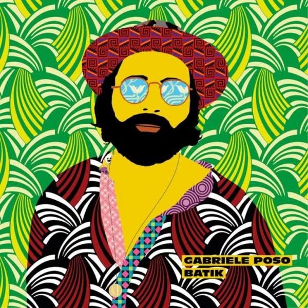 Soundway Records Gabriele Poso - Batik