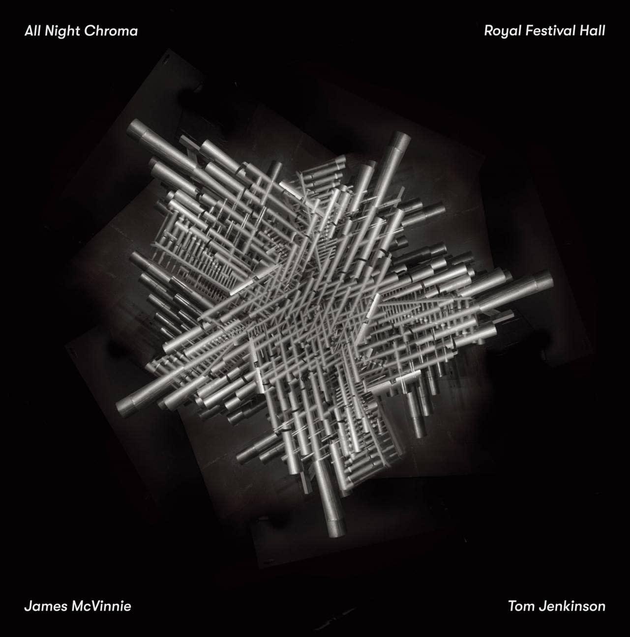 Warp James McVinnie - All Night Chroma