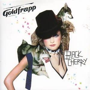 Mute Goldfrapp - Black Cherry (Coloured Vinyl)