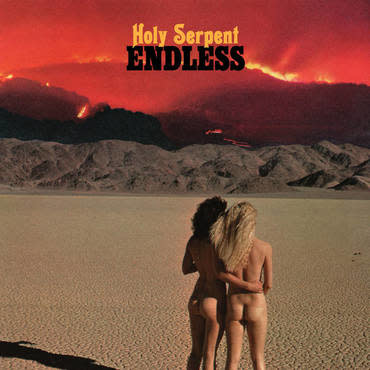 Riding Easy Holy Serpent - Endless