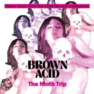Riding Easy Various - Brown Acid - The Ninth Trip