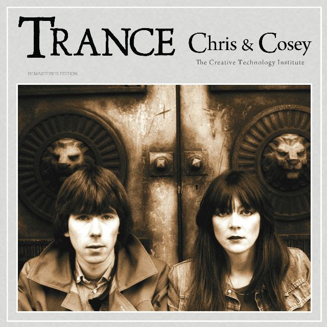 Conspiracy International Chris & Cosey - Trance (Coloured Vinyl)