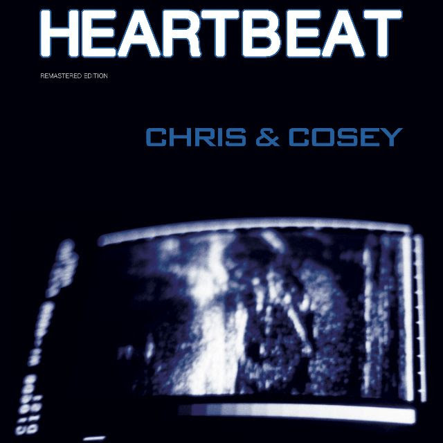 Conspiracy International Chris & Cosey - Heartbeat (Coloured Vinyl)