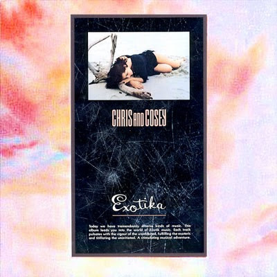 Conspiracy International Chris & Cosey - Exotika (Coloured Vinyl)