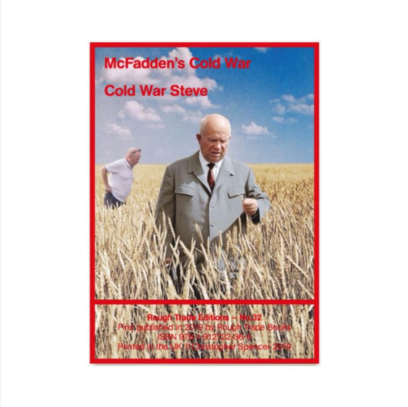 Rough Trade Books Cold War Steve - McFadden's Cold War