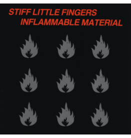 Rhino Stiff Little Fingers - Inflammable Material
