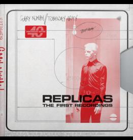 Beggars Banquet Gary Numan - Replicas: The First Recordings (Coloured Vinyl)