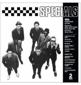 Chrysalis Records The Specials - Specials (40th Anniversary Edition)