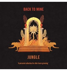 Back To Mine Various - Jungle: Back to Mine