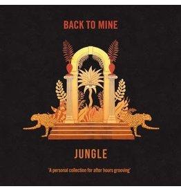 Back To Mine Various - Jungle: Back to Mine (Coloured Vinyl)