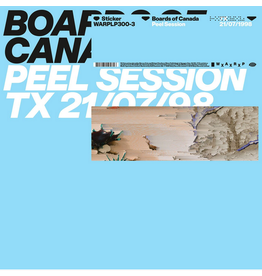 Warp Records Boards Of Canada - Peel Session