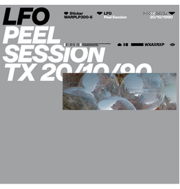 Warp Records LFO - Peel Session