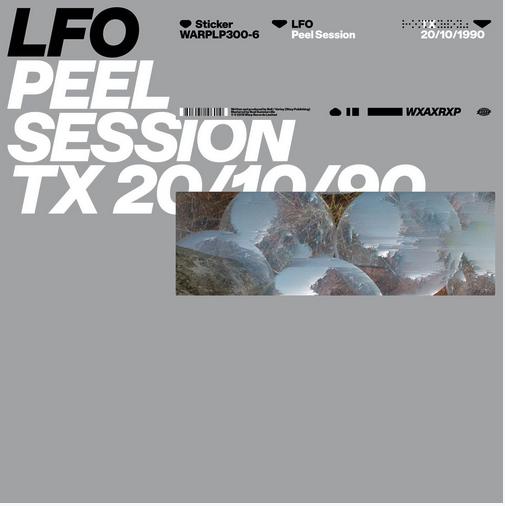 Warp Records LFO - Peel Session