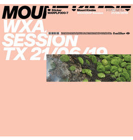 Warp Records Mount Kimbie - WXAXRXP Session