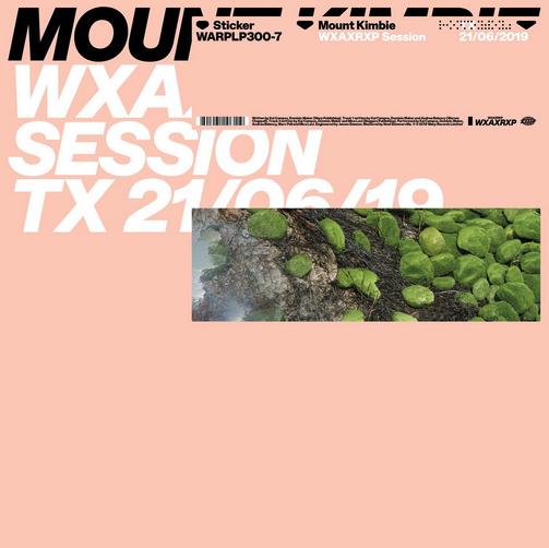 Warp Records Mount Kimbie - WXAXRXP Session