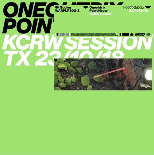 Warp Records Oneohtrix Point Never - KCRW Session
