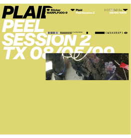 Warp Records Plaid - Peel Session 2