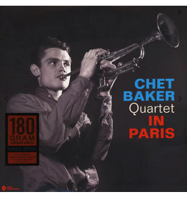 New Continent Chet Baker Quartet - In Paris