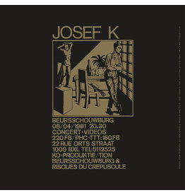 Les Disques du Crepuscule Josef K - The Scottish Affair (Part Two) (Coloured Vinyl)