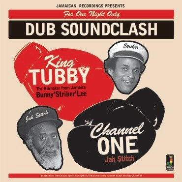 Jamaican Recordings King Tubby Vs Channel One - Dub Soundclash
