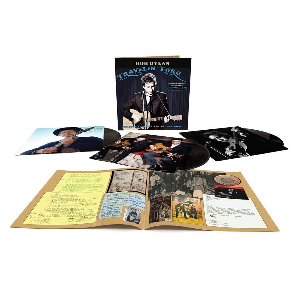 Columbia Bob Dylan - Travelin' Thru, 1967 – 1969: The Bootleg Series Vol. 15