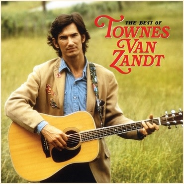 Fat Possum Records Townes Van Zandt - The Best of Townes Van Zandt