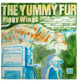 Rock Action Records The Yummy Fur - Piggy Wings