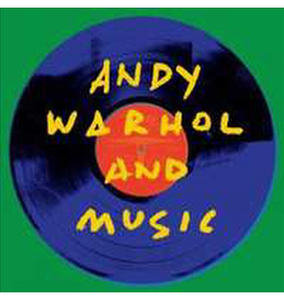 Sony Various - Andy Warhol and Music
