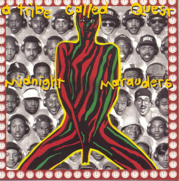 Columbia A Tribe Called Quest - Midnight Marauders
